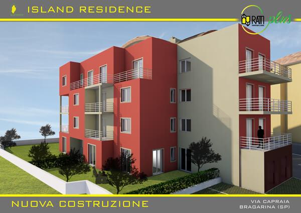 Cantiere Island Residence La Spezia Ratti Plus