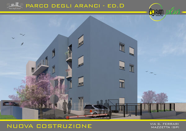 Cantiere Parco degli Aranci La Spezia Ratti Plus